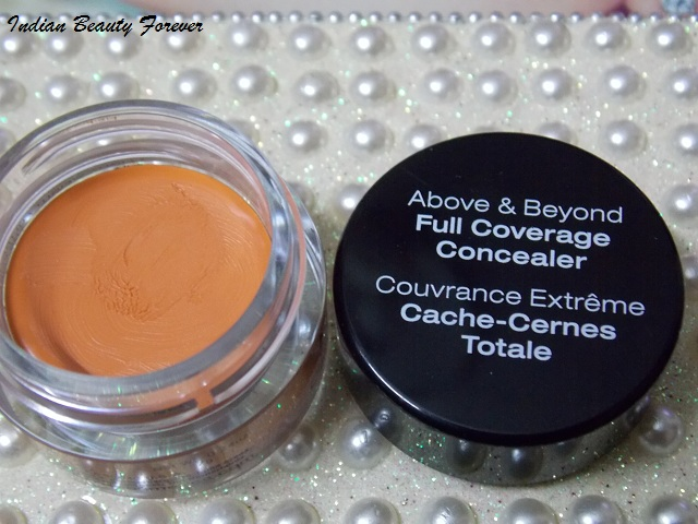 Nyx Full Cover Concealer in a Jar Orange Review, price