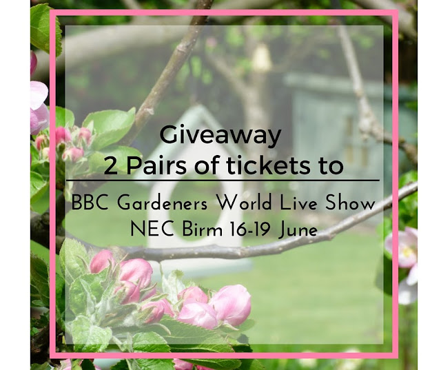 win tickets bbc gardeners world live