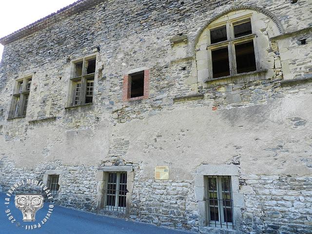 BURLATS (81) - Maison d'Adam (XIIe-XVe siècles)