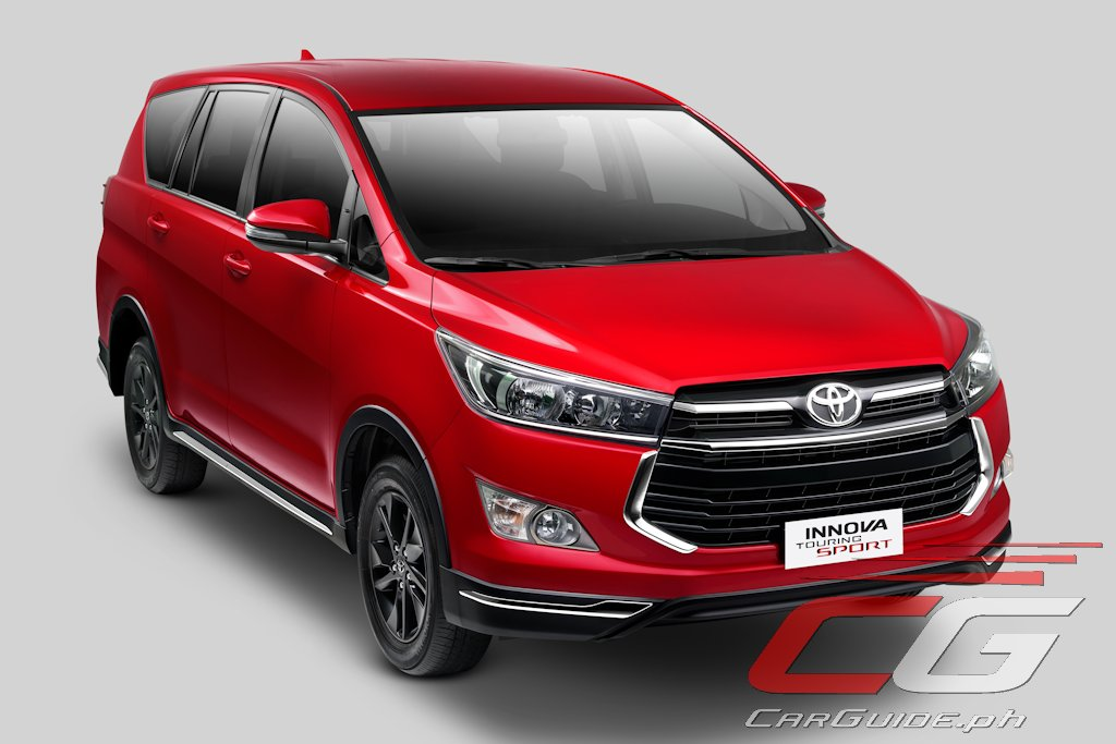 10 More Photos Of The 2018 Toyota Innova Touring Sport