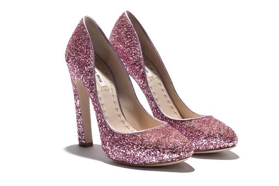Glitter High Top Converse Shoes