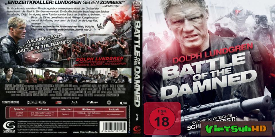 Phim Biệt Đội Chống Zombie VietSub HD | Battle Of The Damned 2013