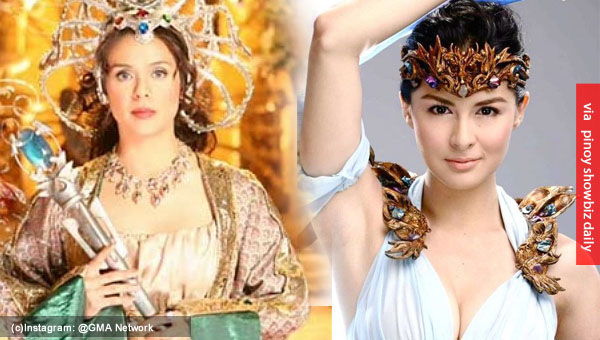 Encantadia's Head of Creative Arts gives hint of Marian Rivera's look as Inang Reyna