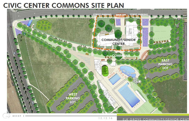 Elk Grove Unveils Floor Plan For Senior Center Veterans