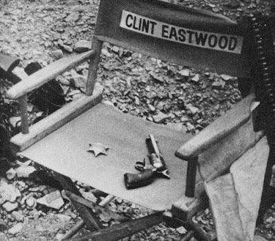 La silla de Clint Eastwood