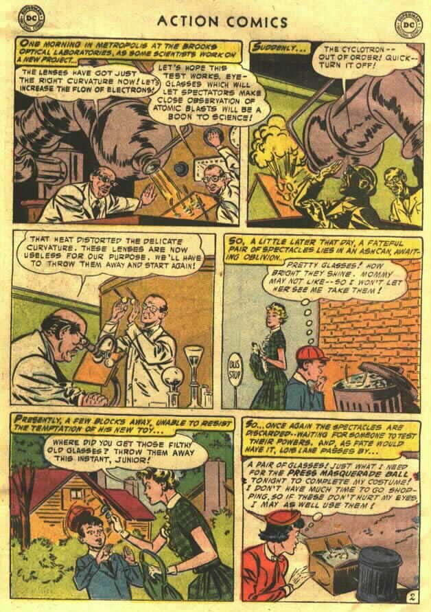 Read online Action Comics (1938) comic -  Issue #202 - 4
