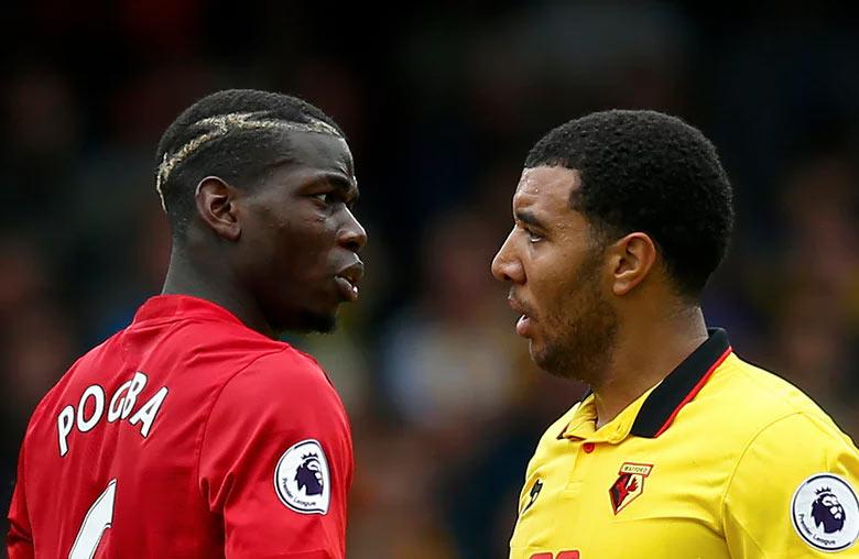 [EPL match] Watford 3 - Manchester United 1