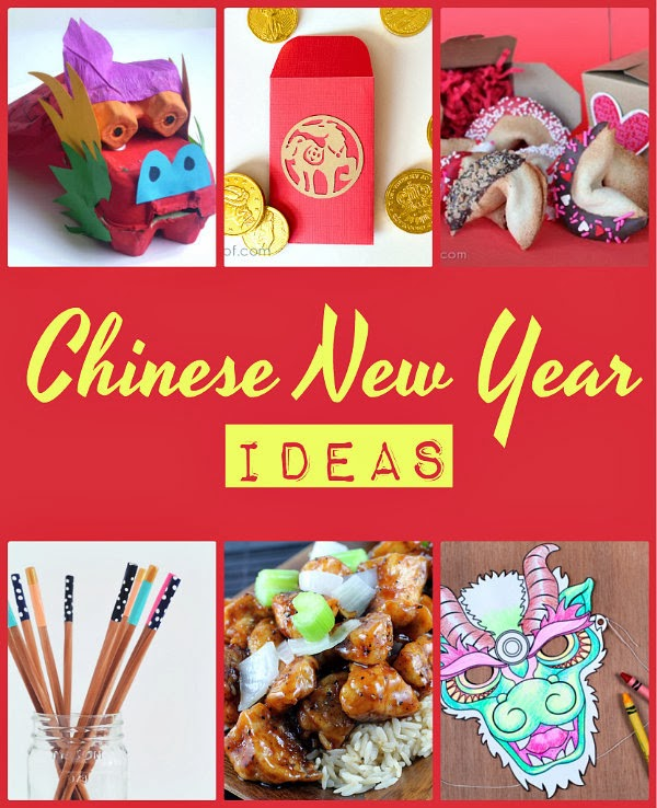 Chinese New Year Ideas Crafting In The Rain