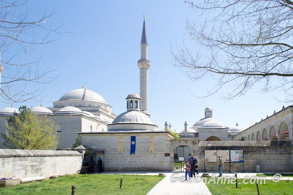 Sultan II. Bayezid Külleyisi'nin Darrüşifa (şifahane) bölümü, Edirne