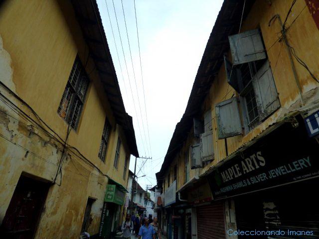 Calle en Kochi