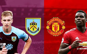 Man Utd beats Burnley 2:0 to end their loosing freak despite Pogba missed penalty and Rashfords red card