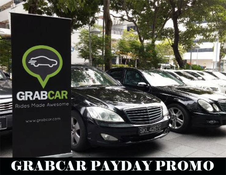 grabcar payday promo on august 2017