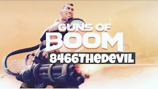 GUNS OF BOOM || HACK/MOD/CHEAT || UPDATE BY 8466THEDEVIL