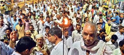 आज सीकर बंद : कर्ज माफी के लिए किसानों ने बुलाया सीकर बंद