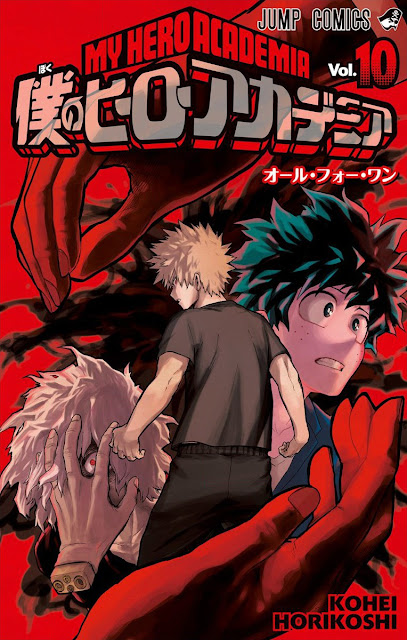 Boku no Hero Academia - Tom 10 mangi