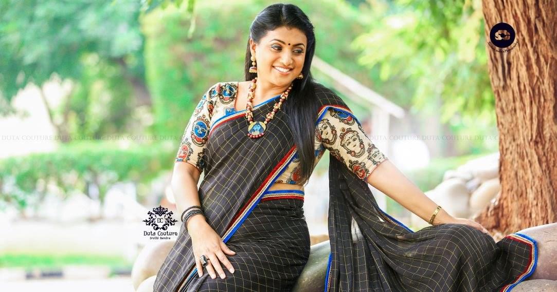 Telugu Actress Roja Latest Photoshoot Stills  Latest -6526