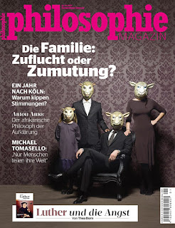 Cover Philosophie Magazin