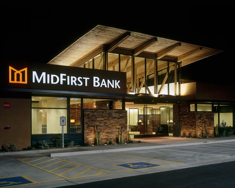 Midfirst bank downtown okc