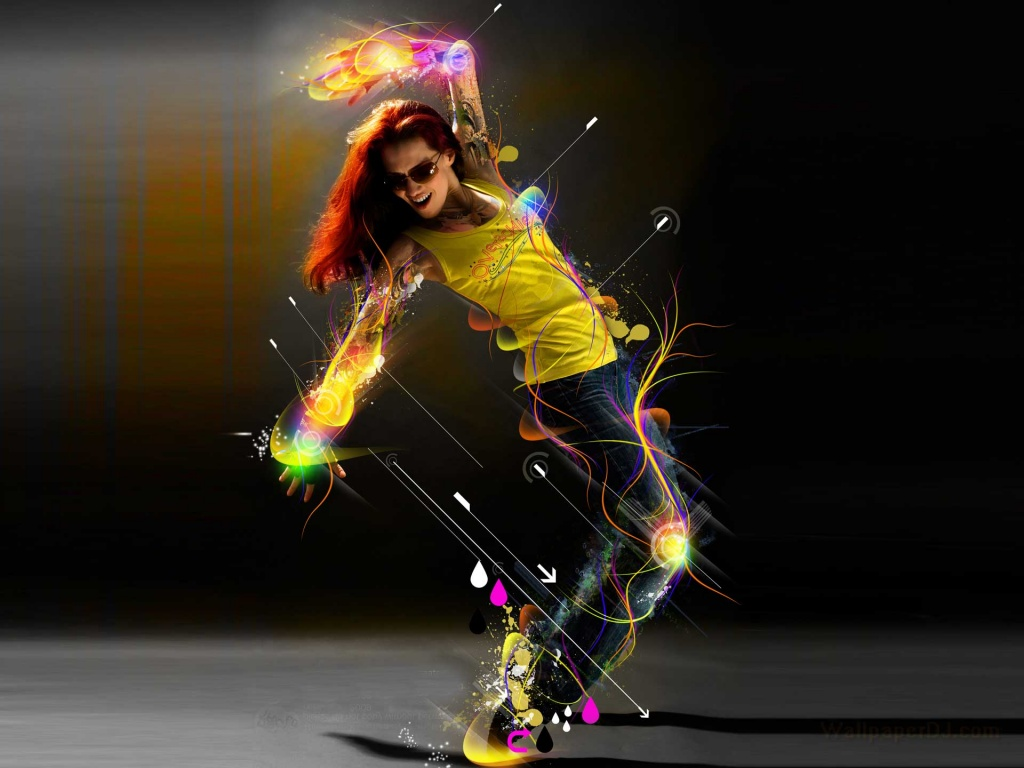 3d Girl Dance Hd Wallpapers: 3D Dance HD Wallpapers Backgrounds 2012-2013