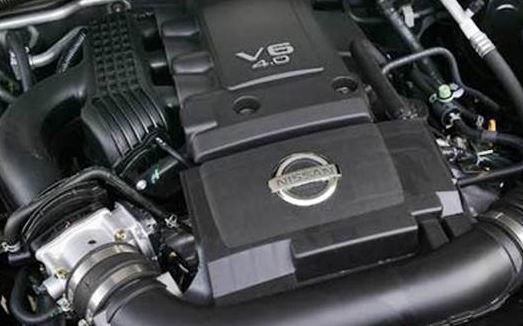 2018 Nissan Pathfinder Engine
