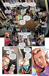"""Primeras imágenes del crossover de """"ransformers Vs. The Visionaries"""""""