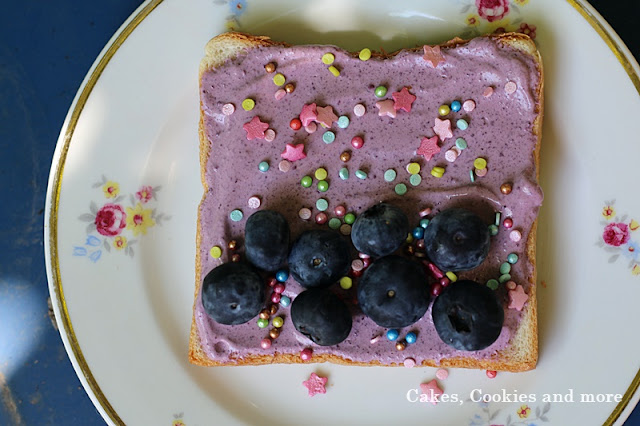 Einhorntoast - Rezepte mit und für Toastbrot (Bild vom Sommer)