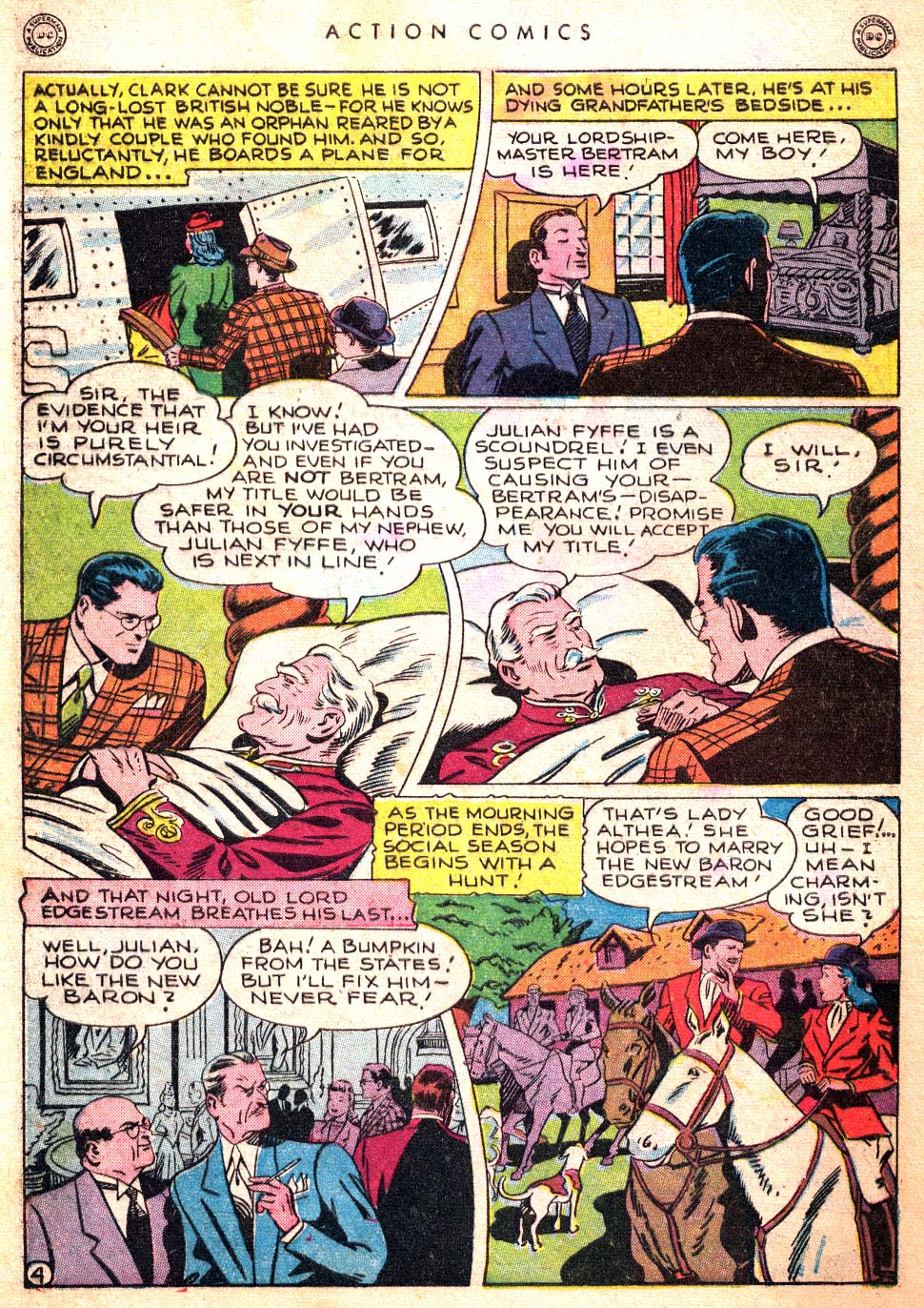 Read online Action Comics (1938) comic -  Issue #106 - 6