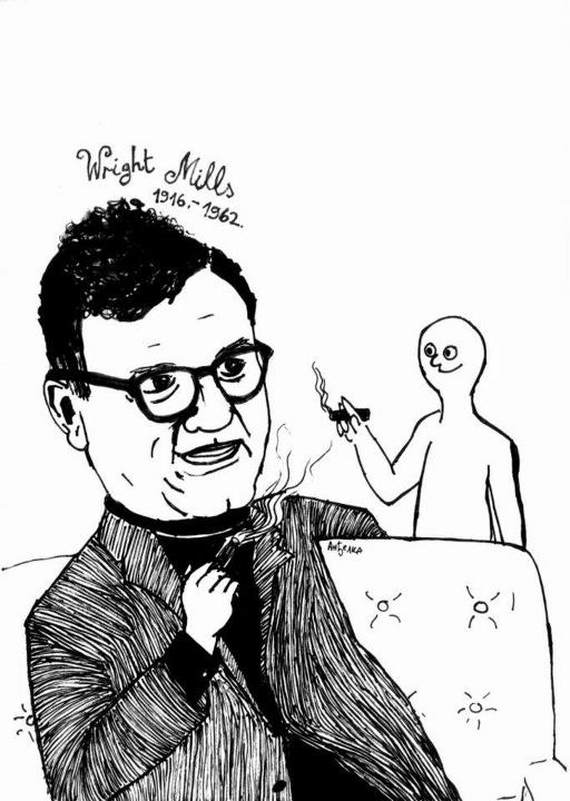 wright mills and his understanding of The term sociological imagination was coined by the american sociologist c wright mills in his 1959 book the sociological imagination to describe the type of insight offered by the discipline of sociology.