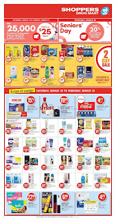 Shopper Drug Mart Weekly Flyer March 16 – 22, 2018