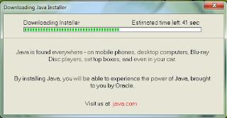 Java 7 Update 9 MSI File 2
