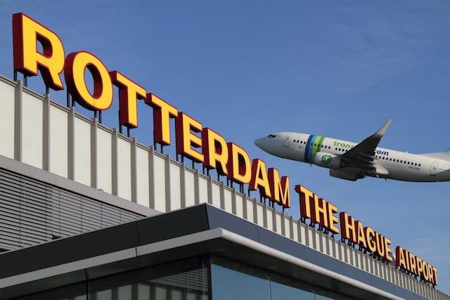 Passagens para Roterdã - Holanda