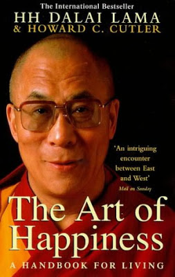 The Art of Happiness by Dalai Lama - book cover