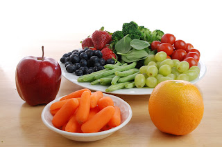 ways to eat your fruits & vegetables