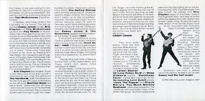 Casey Jones &The Governors - Don't Ha Ha (1965)