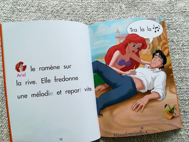J'apprends à lire avec les grands classiques, La petite sirène