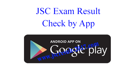 Check JSC Result 2018 Using Android App