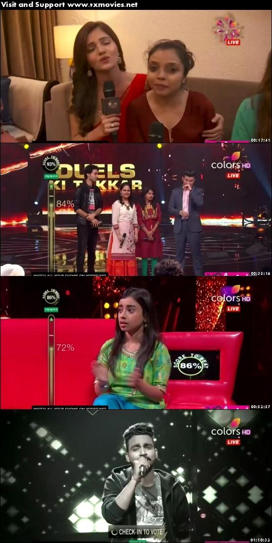 Rising Star 11 March 2017 HDTV 480p