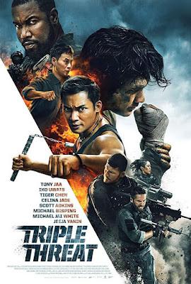 Triple Threat 2019 DVD R1 NTSC Spanish