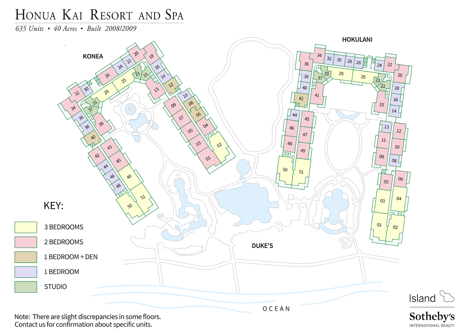 Honua Kai Resort Map Review: Honua Kai Resort and Spa