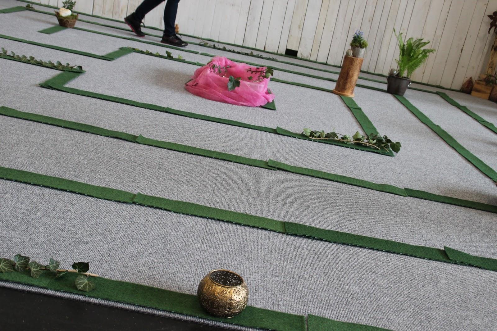 Trauer Ist Leben: Mai 2016 Tipps Labyrinth Irrgarten Anlegen Kann