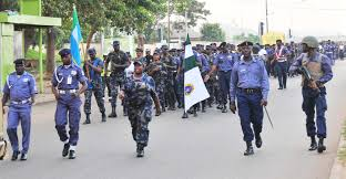 Nigerian Navy Recruitment Test