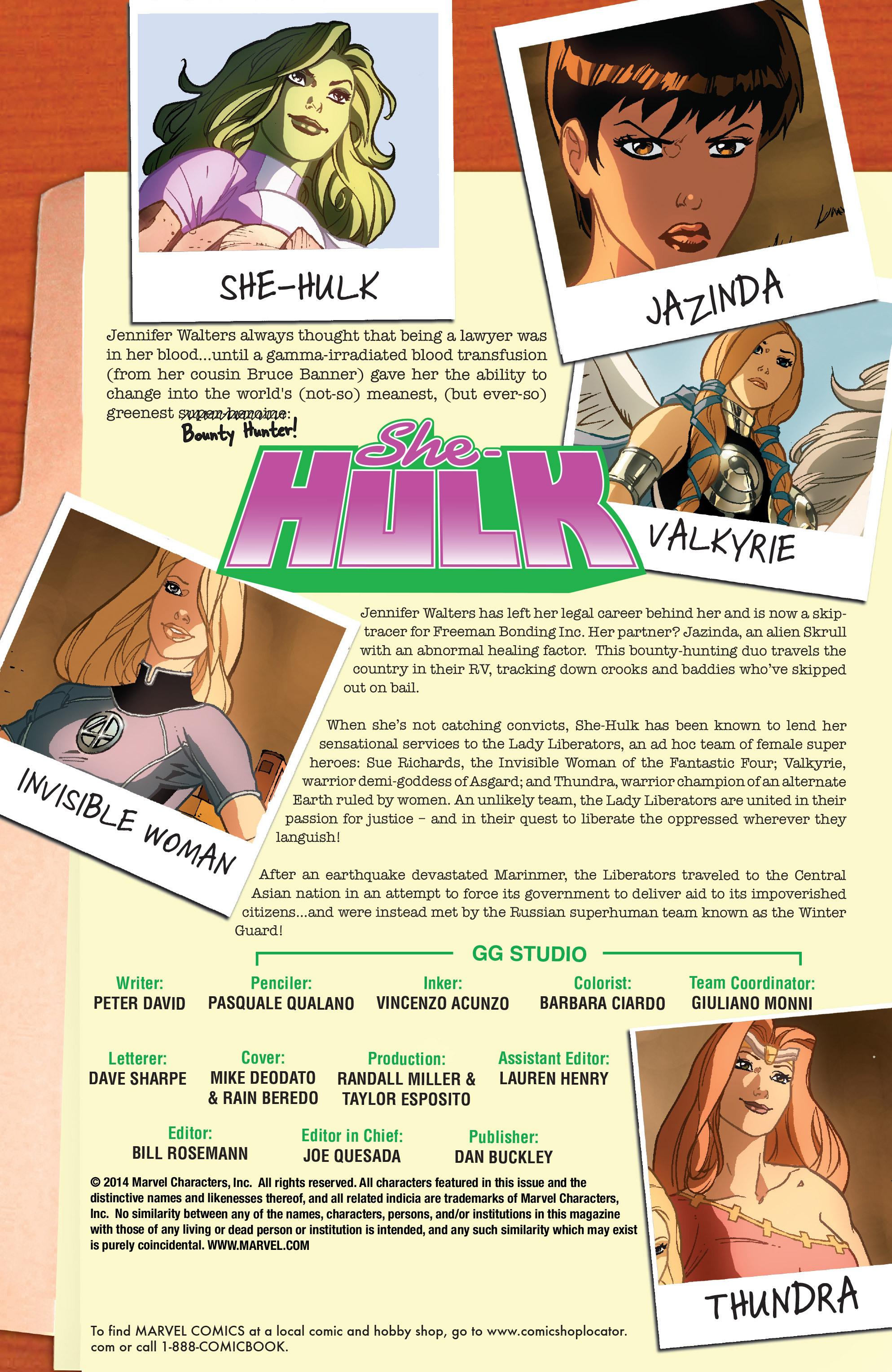 Read online She-Hulk (2005) comic -  Issue #35 - 2