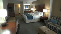 Clean comfortable rooms near Gatlinburg