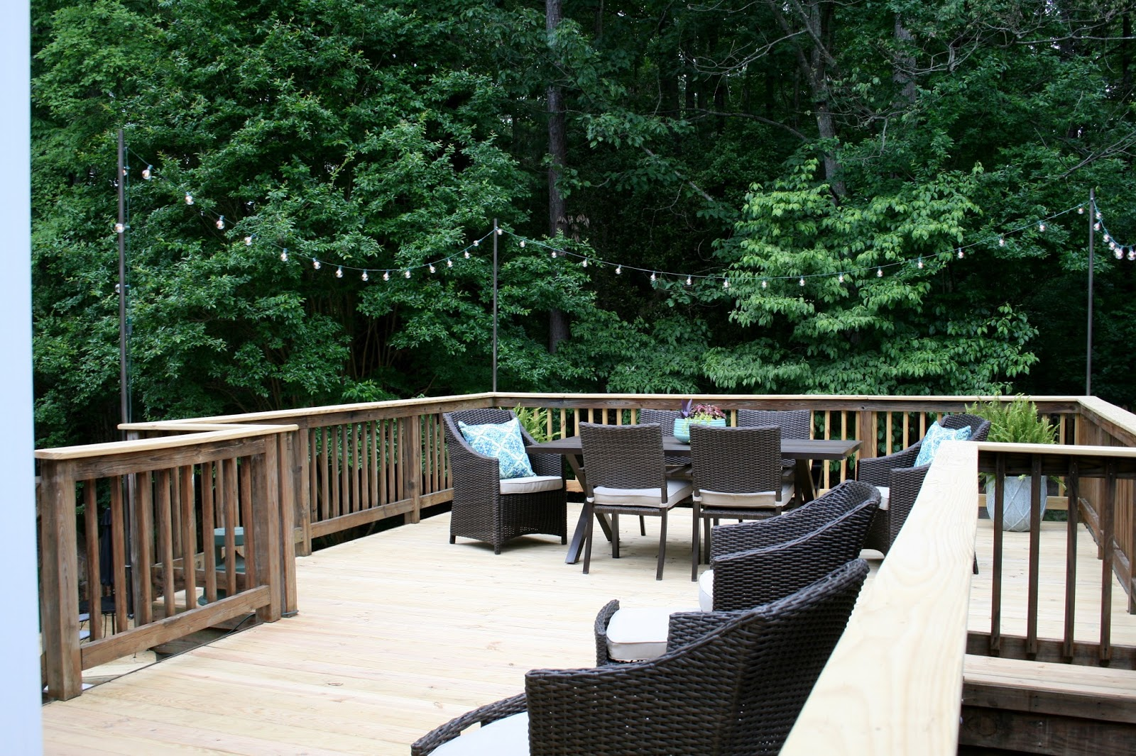 Richmond Real Estate Mom Updating Our Deck