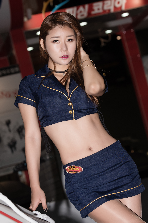 Kim Si Yeon - KIBS 2015