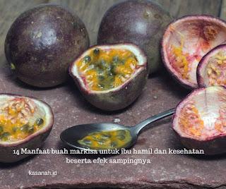 manfaat buah markisa untuk ibu hamil