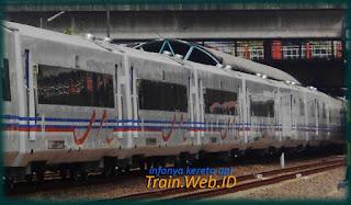 Kereta Api Argo Bromo Anggrek