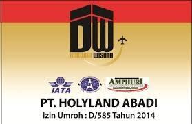 Travel Umroh Holyland Abadi di Jakarta