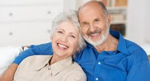 Pasangan Bahagia Sampai Kakek Nenek