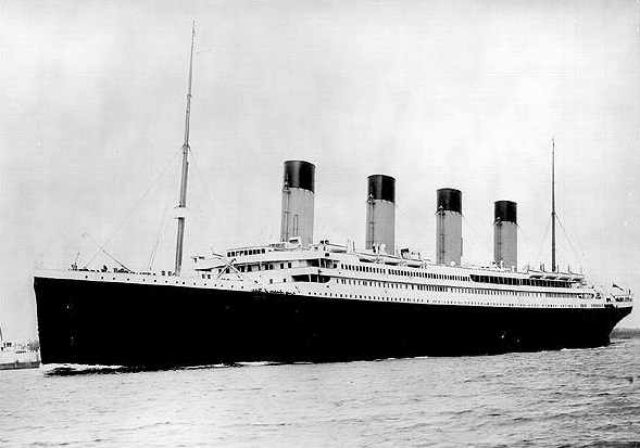 Titanic Start